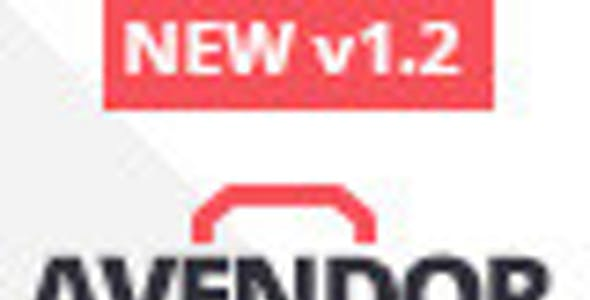 AVENDOR - Responsive Multi-purpose Joomla Template