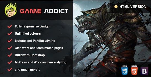 Clan War Gaming Template
