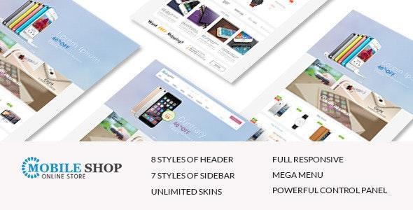 Leo Mobile Shop - Shopping PrestaShop