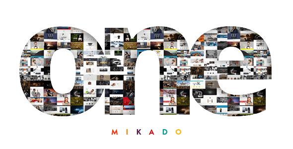 Mikado One - Multipurpose Business Theme