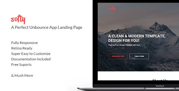 Anchor - App Landing Page - Unbounce Landing Pages Marketing