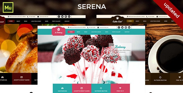 Serena Muse Template - Miscellaneous Muse Templates