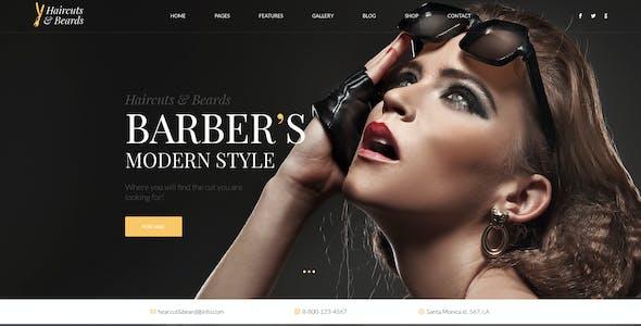 Haircuts & Beards - Barbershop & Hair Salon
