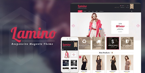 SNS Lamino - Responsive Magento Theme - Magento eCommerce