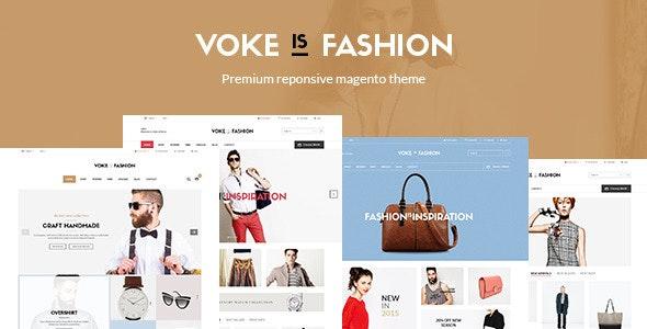 Voke - Multipurpose Responsive Magento Theme - Shopping Magento