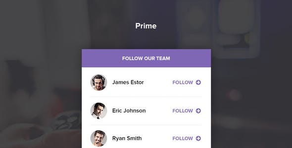 Prime + 10 Notify Templates & Themebuilder