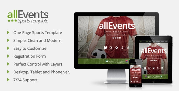 allEvents - Sports Muse Template - Miscellaneous Muse Templates