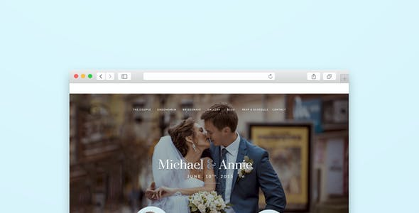 Matrimony Website Templates from ThemeForest