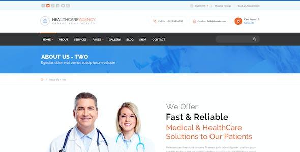 Healthcare Agency - PSD