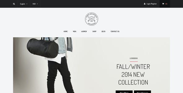 Marvel - Multi-Layout eCommerce PSD Template