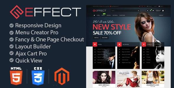 Effect Fashion - Responsive Magento Themes - Fashion Magento