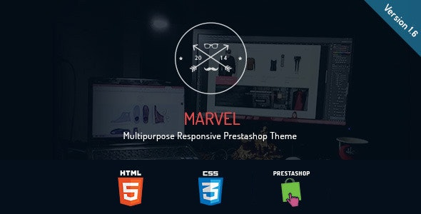 JMS Marvel - Multipurpose Prestashop Theme - Fashion PrestaShop