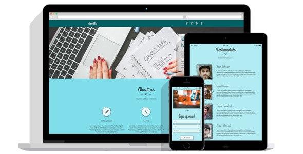 DOODLE – Hand-drawn Multipurpose Landing Page - Landing Pages Marketing