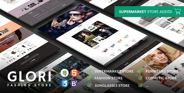 Glory - Multipurpose Responsive PrestaShop Theme - Fashion PrestaShop