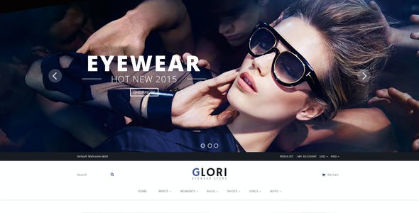 Glory - Multipurpose Responsive PrestaShop Theme