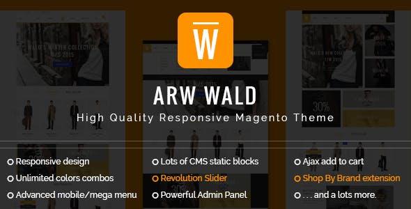 ARW Wald Magento Theme