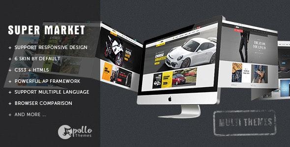 Ap SuperMarket - Shopify Responsive Theme - Shopping Shopify