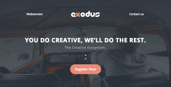 Exodus | Newsletter Email