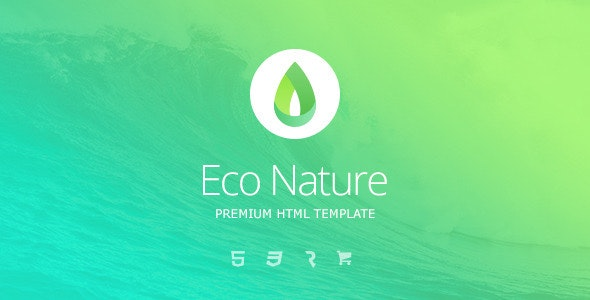 Eco Nature - Environment & Ecology HTML5 Template - Environmental Nonprofit