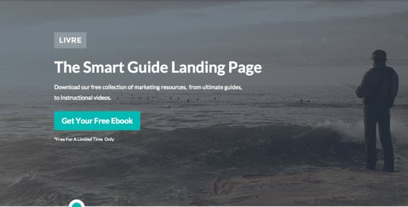Livre | Business Unbounce Page