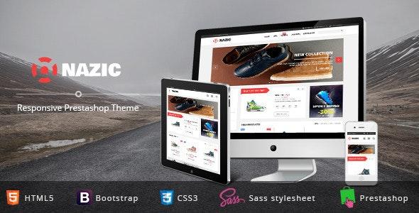 SNS Nazic - Responsive Prestashop Theme - Shopping PrestaShop