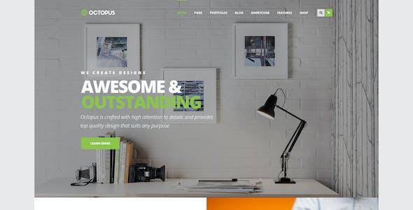 Octopus - Multipurpose Business WordPress Theme