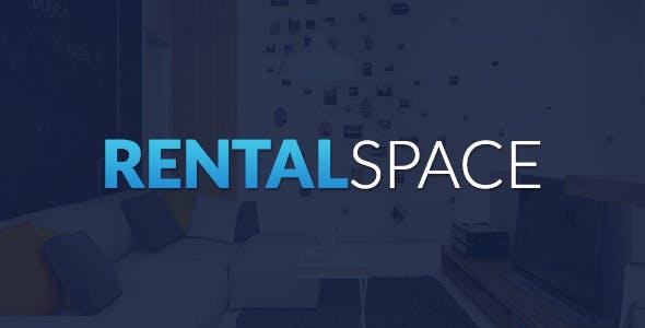 Rental Space PSD