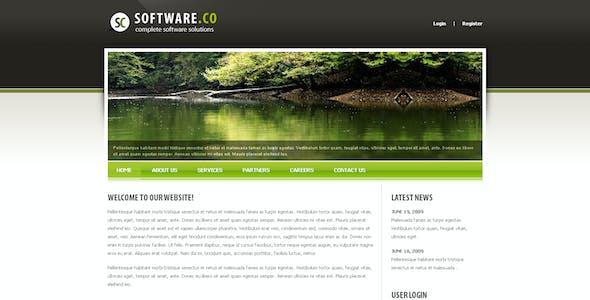 Software Co Drupal Template