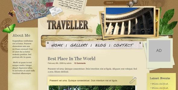 Traveller - Creative Photoshop