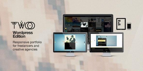 Folio Two Wordpress Edition - Portfolio Creative