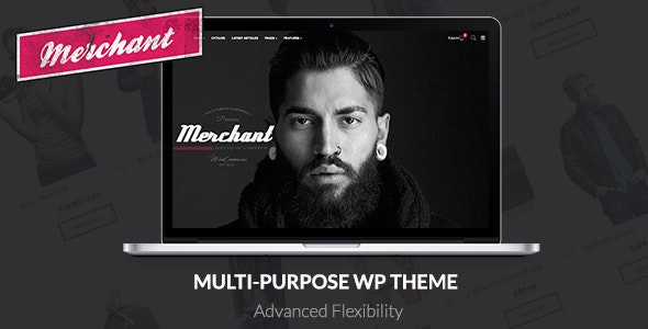 Merchant - Responsive WordPress Theme - WooCommerce eCommerce