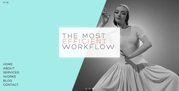 PN - Portfolio & Agency WordPress Theme - Portfolio Creative