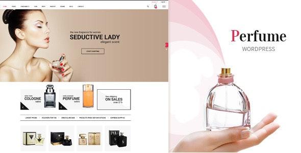 Perfume - WooCommerce WordPress Theme - WooCommerce eCommerce
