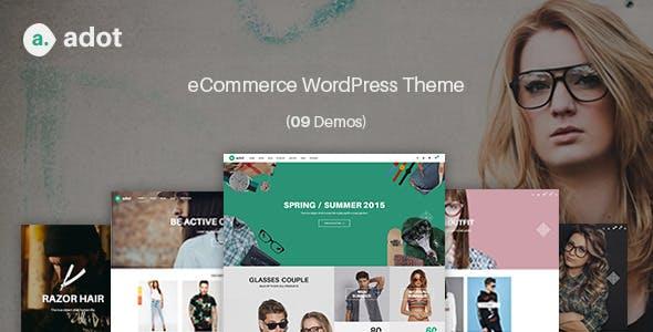 Adot | eCommerce WordPress Theme