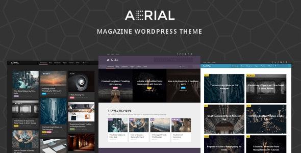 Aerial - Layers Magazine WordPress Theme - Blog / Magazine WordPress