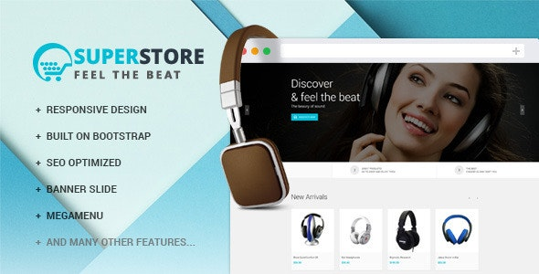 Leo Material Store - Shopify Responsive Theme - Technology Shopify