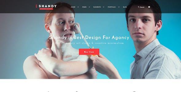 Enthum - Agency & Portfolio PSD Template