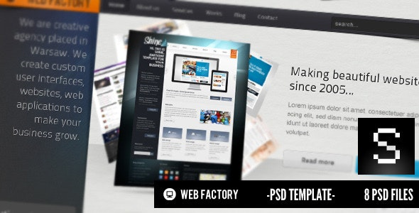 Web factory - Portfolio Creative