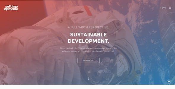 Settimo Elemento - Multi-Purpose Joomla Theme