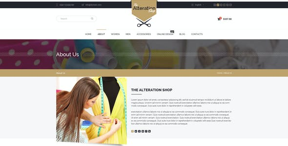 The Alteration Shop