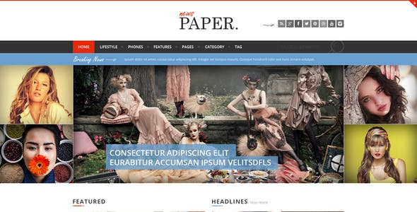 News Paper - The PSD Magazine