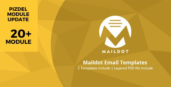 Maildot Email Templates - Email Templates Marketing