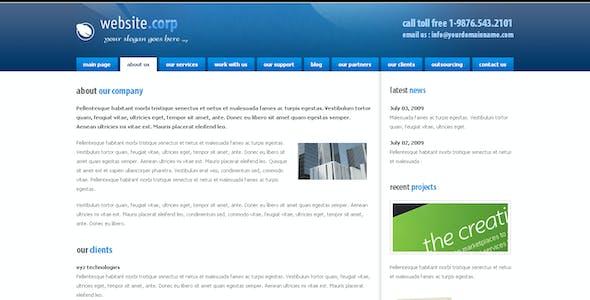 Website Corp