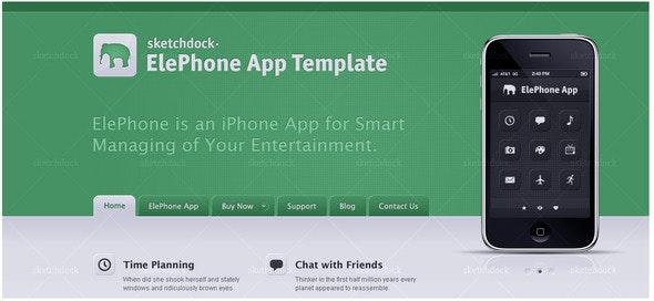 ProductPromo - Creative Site Templates