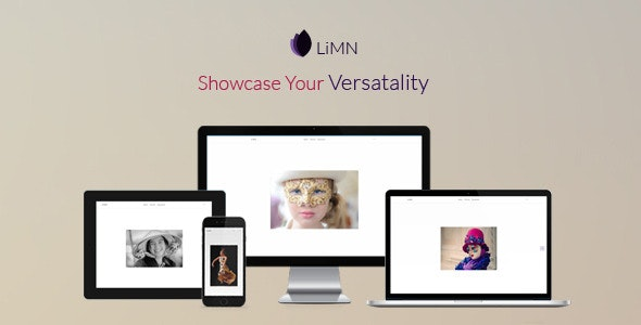 Limn - A Tumblr Theme for Visual Storytellers - Portfolio Tumblr