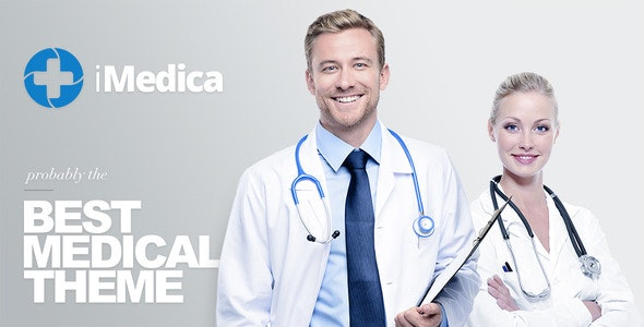 iMedica - Responsive Medical & Health WP Theme - Health & Beauty Retail