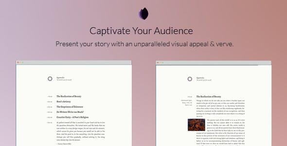 Agantuka - A Tumblr Theme for Writers