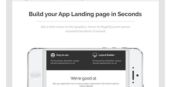 Corporate - Responsive Email + StampReady Builder