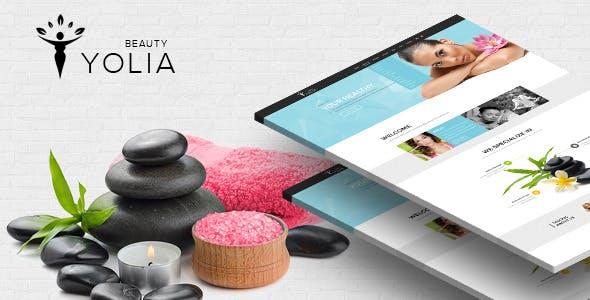 Yolia - Beauty HTML Template