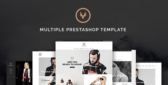 Leo Vanis Fashion Responsive Prestashop 1.7.4.x Theme - Shopping PrestaShop